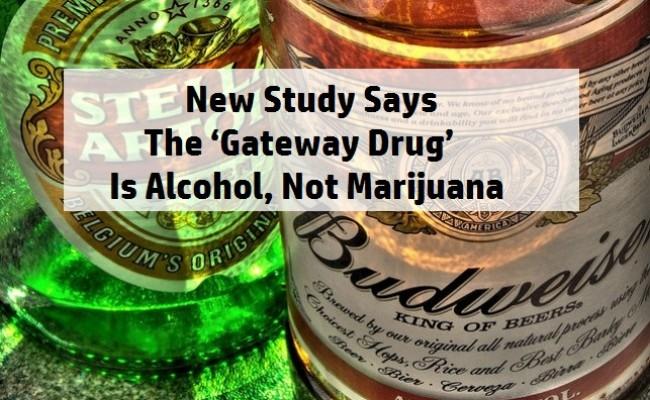 alcohol drug gateway