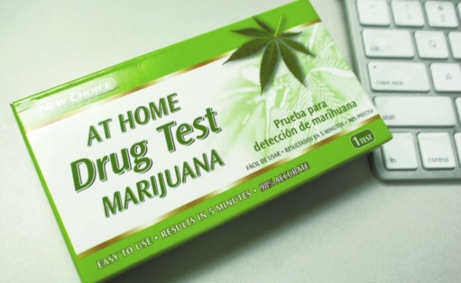 home test weed