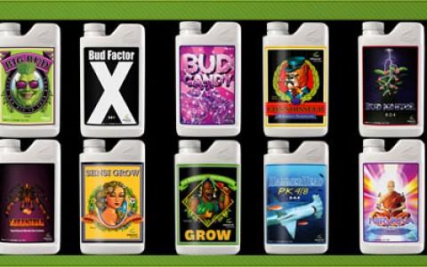 hydro nutrients fertilizers