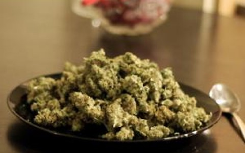 weed consumtion